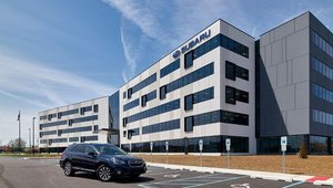 Subaru opens zero landfill, LEED-certified headquarters