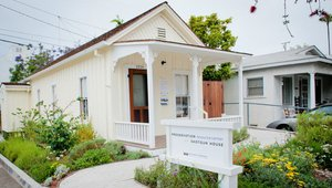 1890s Tiny House Transformed into LEED Resource Center