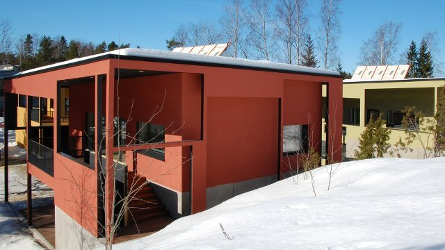 7 projects earn international Passive House Award
