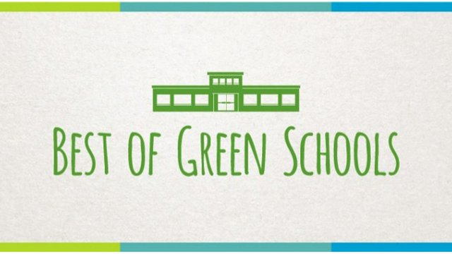 2017 Best of Green Schools honorees announced