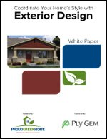 Coordinate Your Home's Style with Exterior Design