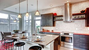ENERGY STAR-rated appliances save energy and money in the kitchen.
