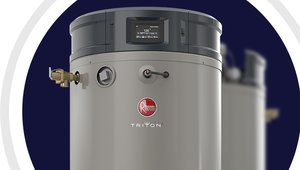 Bringing new intelligence to water heaters