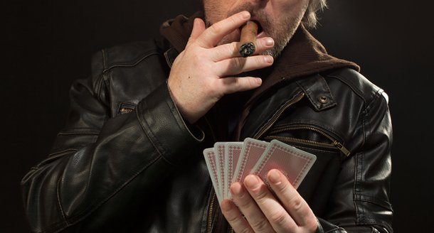 Casinos that allow smoking put more than your money on the table