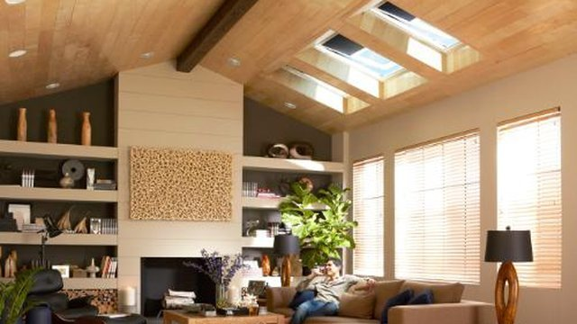 Study: homes with skylights use less energy