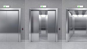 Global elevators market leveraging IoT, green building trend