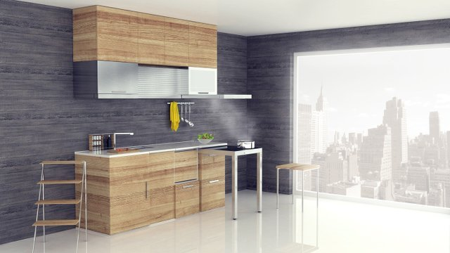 Micro Kitchen Designs Ready For Tiny Houses