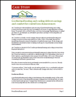 Geothermal Heating and Cooling Delivers Savings and Comfort for Central Iowa Homeowners