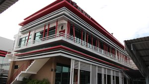 Multifunctional facility helping LEED sustainability push in Thailand