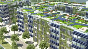 Germany building world's largest passive housing complex