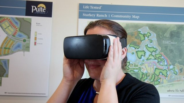Virtual Reality Headsets Expand The New Home Shopping Experience