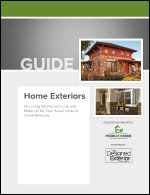 Home Exteriors: Choosing the Perfect Look and Materials for Your New Home or Home Remodel