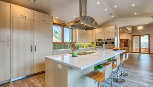 ENERGY STAR appliances and LED lighting provide water and energy savings.