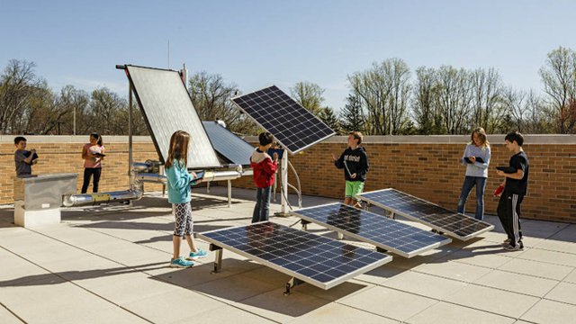 5,500 U.S. schools use solar power, study shows
