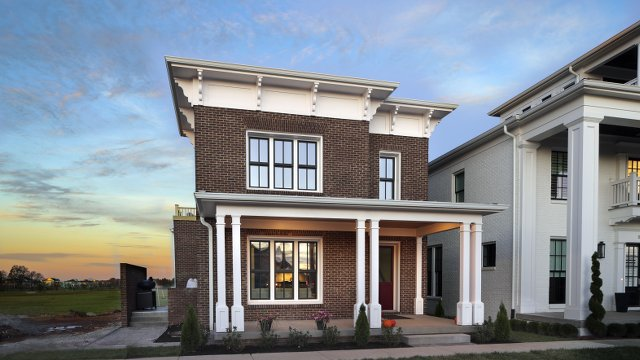 Green Builder Realizes Sustainable Vision in Proud Green Home of Louisville