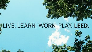 Live. Learn. Work. Play. LEED. (video)