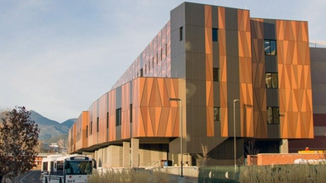 Northern Arizona University building saluted for energy-efficient lighting
