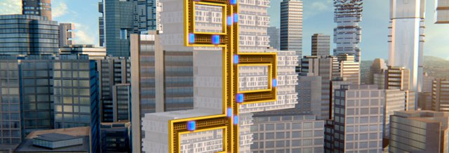 ThyssenKrupp unveils world's first cable-free, horizontal-vertical elevator