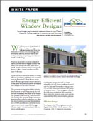 Energy-Efficient Window Designs