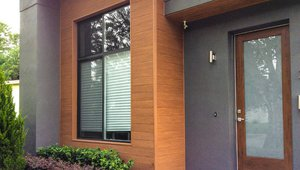 Use Advanced Decking as Cladding for Fresh Curb Appeal