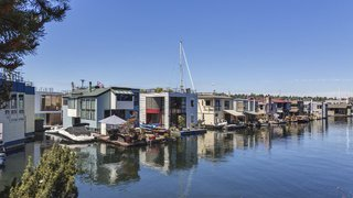 Luxury Floating Home Designed for Durability