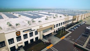 Amazon to install large-scale solar systems on 50 facilities by 2020