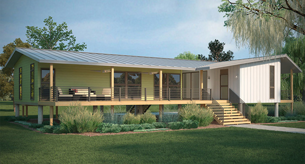 First LEED v4 Platinum home will go to New Orleans neighborhood