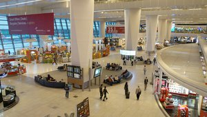 Delhi airport honored for sustainability efforts