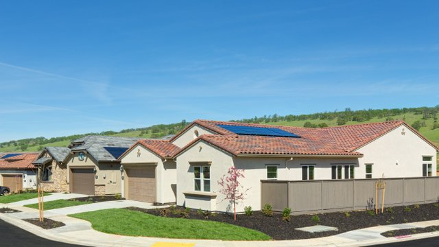 California Homebuilders Using Solar to Exceed Code Requirements