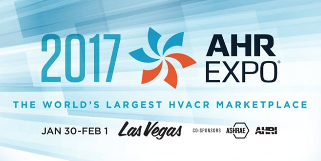2017 AHR Expo begins Monday