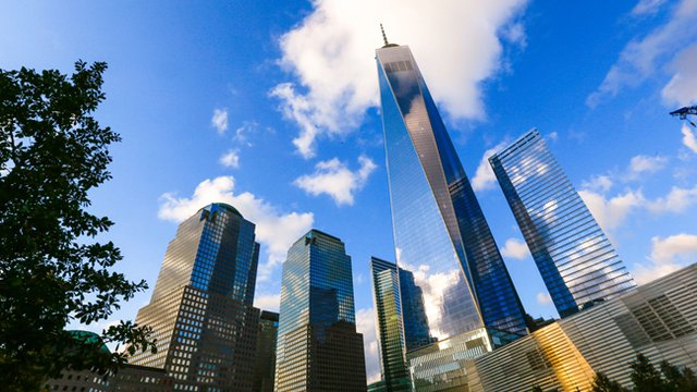 One World Trade Center soars to sustainability heights