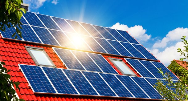 US businesses saving with solar heating and cooling systems | Proud