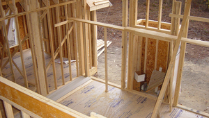 IMAGINE all of the benefits of building or remodeling with KleenWrap disposable floor protection products, and all for about 20 cents per square foot.