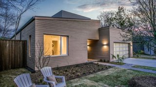 Go behind the scenes of the first Passive House in Texas