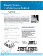 Amdeck - Building Better Floor and Roof System