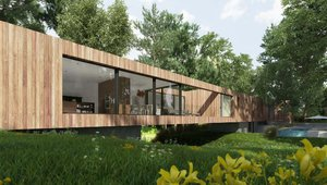 Solar System Makes Bridge House Truly Net Zero
