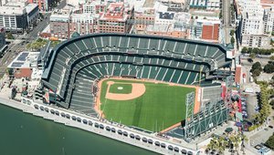 Giants, PG&E illuminate AT&T Park with hundreds of new LEDs