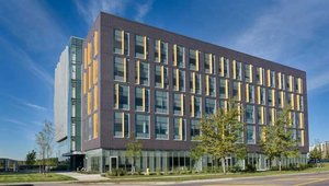 Toronto research building discovers LEED gold
