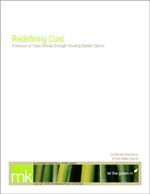 Redefining Cost: A Beacon of Hope Shines Through Housing Market Gloom