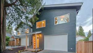 TC Legend Homes built this 2,463-square-foot home in Seattle, Washington, to the performance criteria of the DOE Zero Energy Ready Home (ZERH) program.