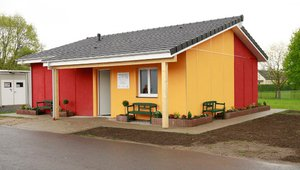 Affordable Passive House Model Uses Prefab Insulated Walls