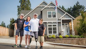 Smart Home Helps Wounded Vet Live Life Better
