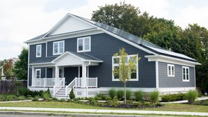 United Way of Long Island built this 3,719-square-foot affordable home in Huntington Station, New York, to the high performance criteria of the U.S. Department of Energy Zero Energy Ready Home (ZERH) program.