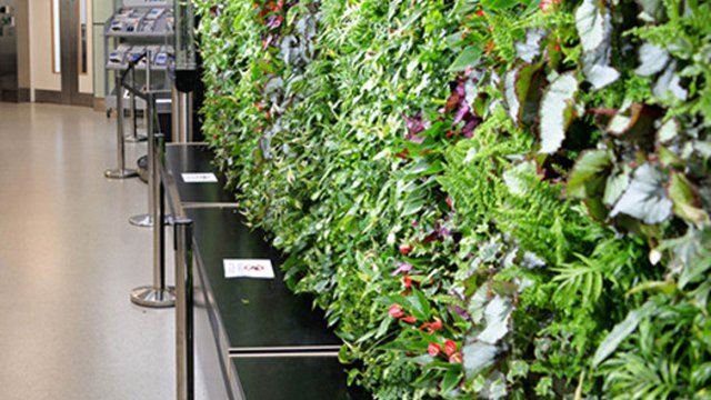 Heathrow installs Garden Gate to enhance passenger experience