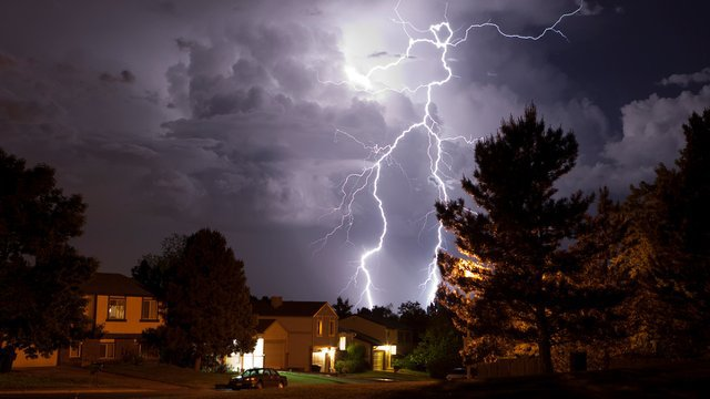 Safeguard your home against lightning damage