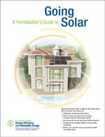 A Homebuilder's Guide to Going Solar