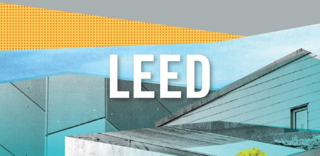 3 advantages to building with LEED materials