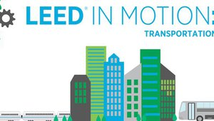 Transportation industry embraces sustainability, green building standards