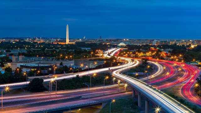 Washington, D.C. Could Enhance Livability with Smart Surface Technologies