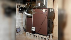 Wood-burning Furnace Meets 2020 EPA Standards